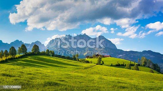Ellmau, Austria, Europe, Tyrol State, Central Eastern Alps