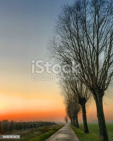 1034754000istockphoto Idyllic and colorful sunrise 946060926