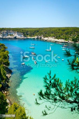 istock Idyllic holidays in Minorca 184969756