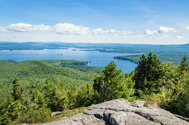 Idyllic Lake Winnipesaukee – Foto