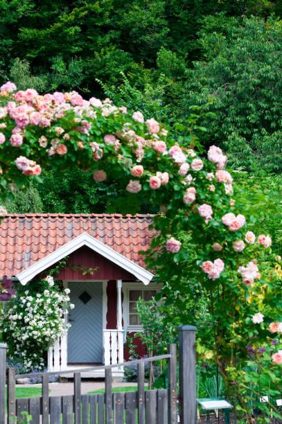 Idyllic red cottage in botanical garden picture id165418939?b=1&k=6&m=165418939&s=612x612&w=0&h=b6jprmu 9bkpco2qjdmiafyhy2azueq5yaupejbkvjq=