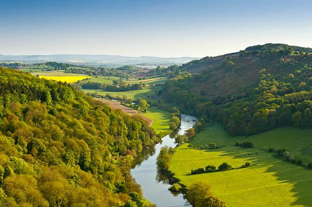 idyllisches ländlichen - england stock-fotos und bilder