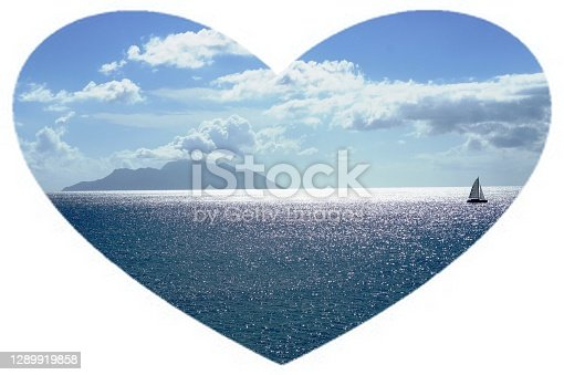 Seychelles islands, Indian ocean.