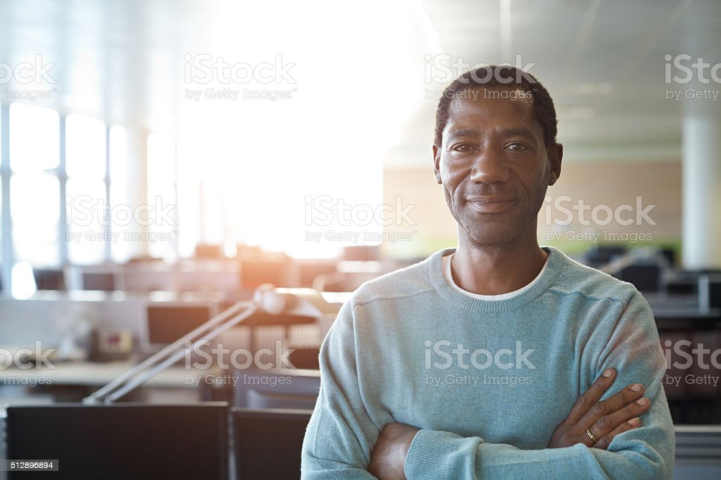 If there's work that needs done, I'm there! stock photo