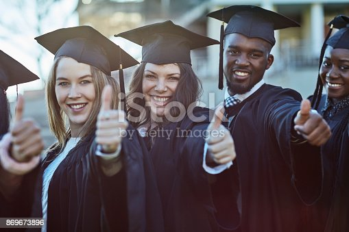 istock If we did it then so can you! 869673896