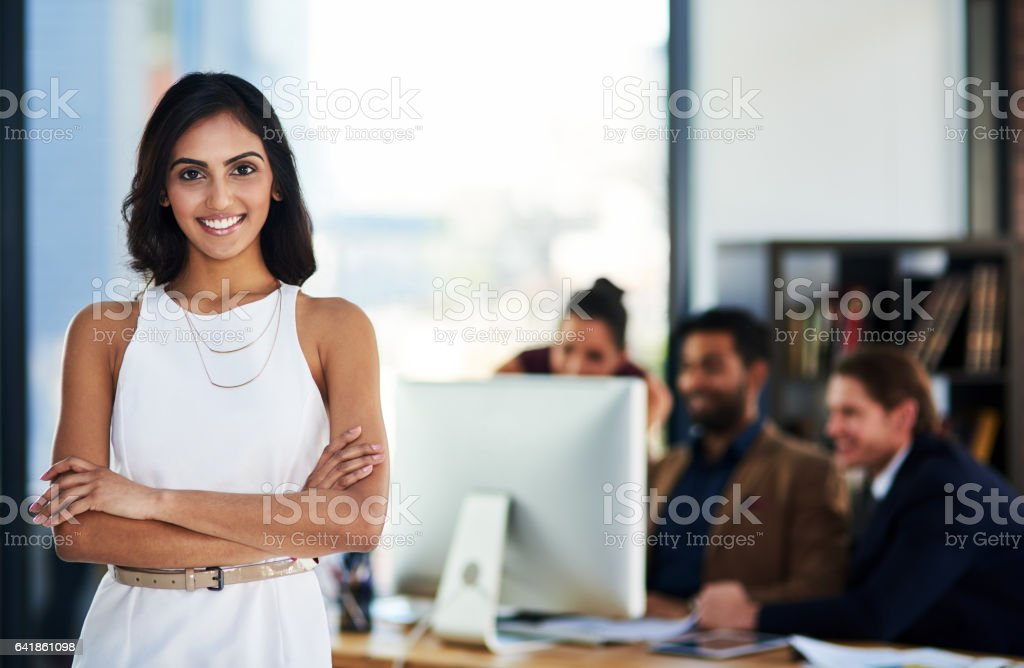 If you constantly give your best, success will eventually follow stock photo