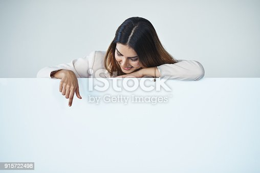 istock If you could direct your attention over here... 915722498