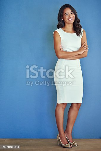 507896586istockphoto If you want success you've got to dress the part 507881924