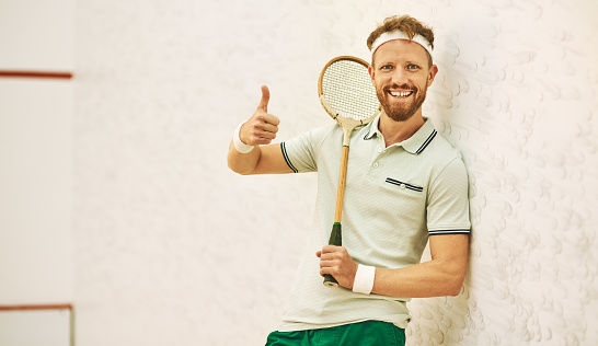 istock If you're a squash player you're already a winner 1217154063