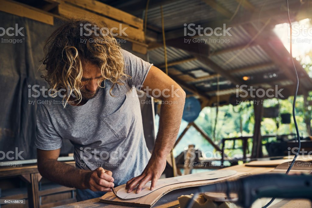 If you're gonna do it, do it well stock photo