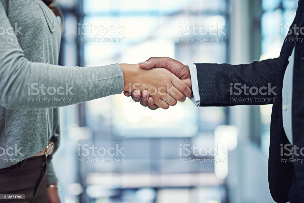If you're not networking you're not working stock photo