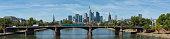 istock Ignas Bubis bridge with skyline, Frankfurt, Germany 1247286992