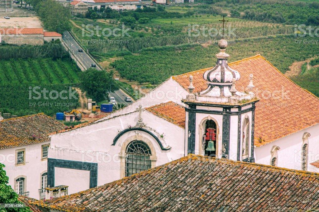 Igreja de Sao Pedro - Lizenzfrei Alt Stock-Foto