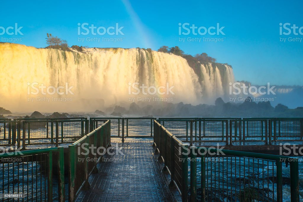 Iguacu stock photo