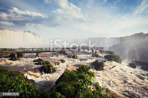 istock Iguassu falls 545662520