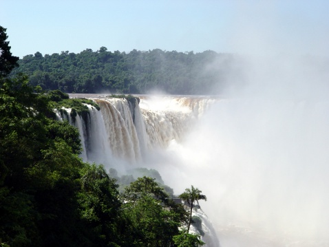 IguaAu Falls (Brazil)
