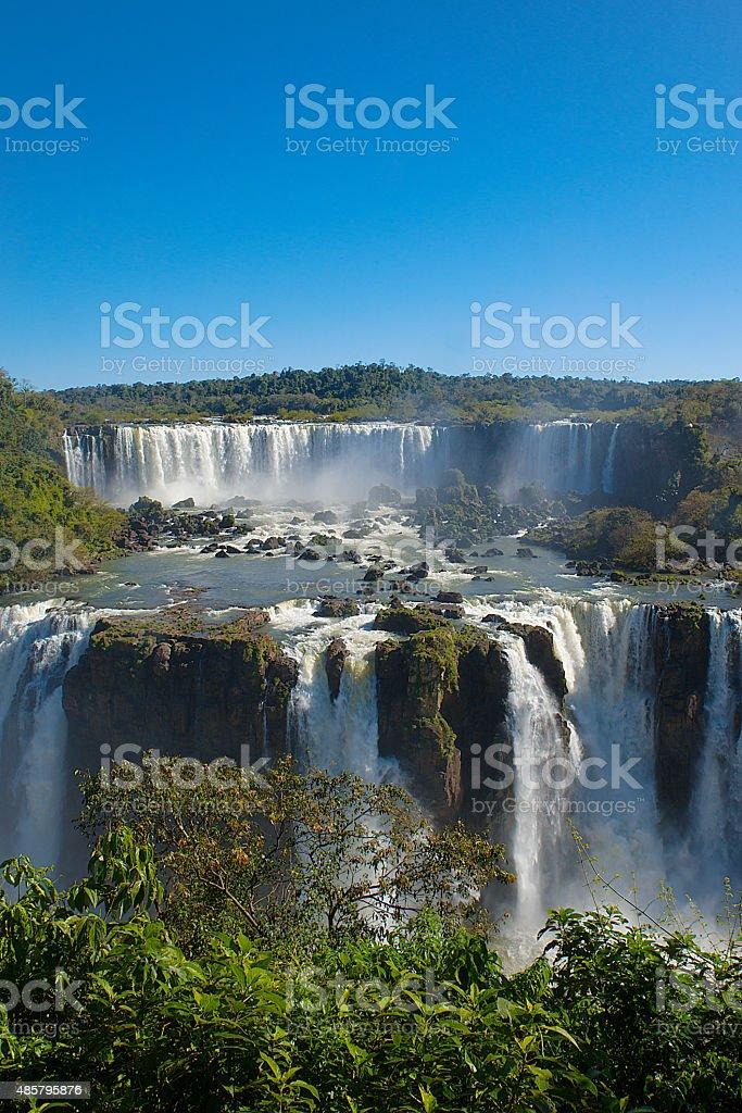 Iguazu, Brazil stock photo