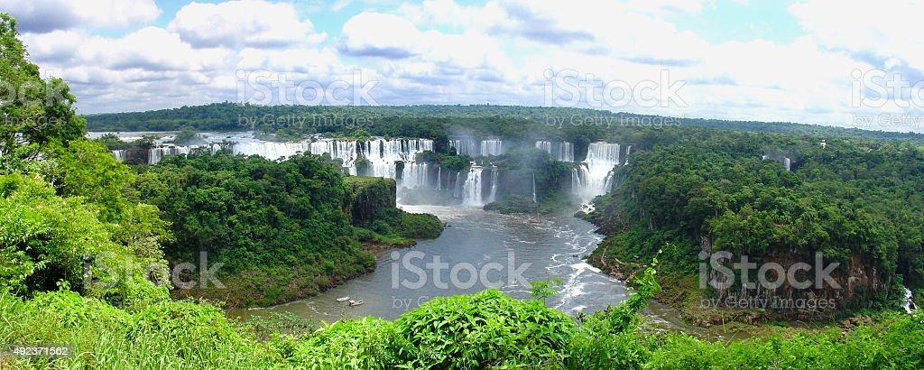 Iguazu-Wasserfälle – Foto