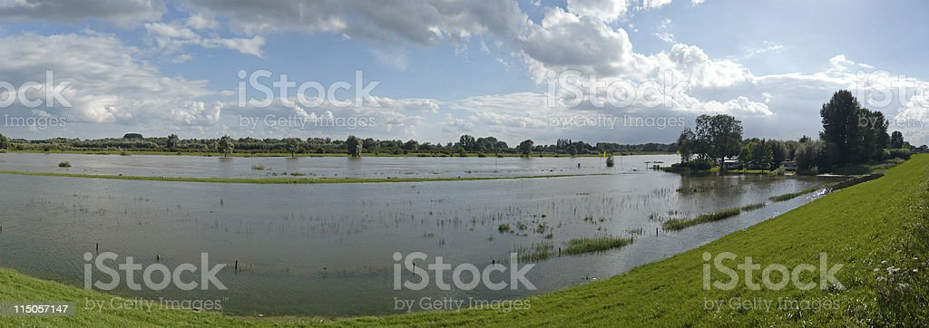 Ijsseldijk royalty-free stock photo