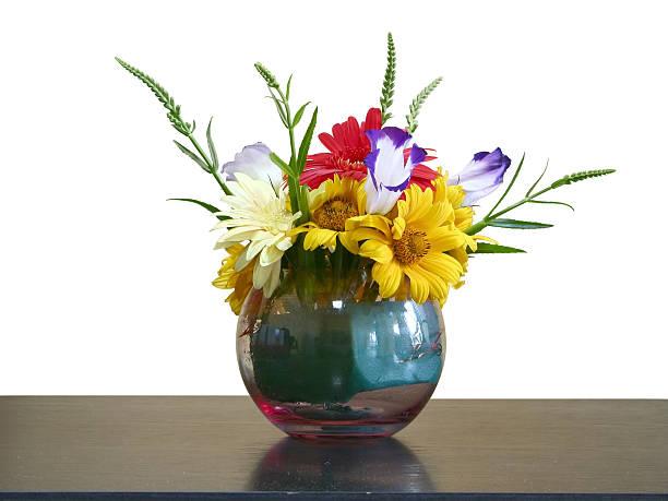 Ikebana stock photo