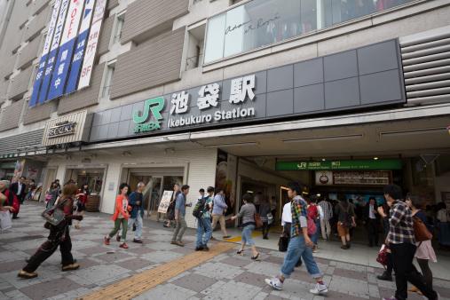 池袋駅の東京日本 - アジア大陸のストックフォトや画像を多数ご用意