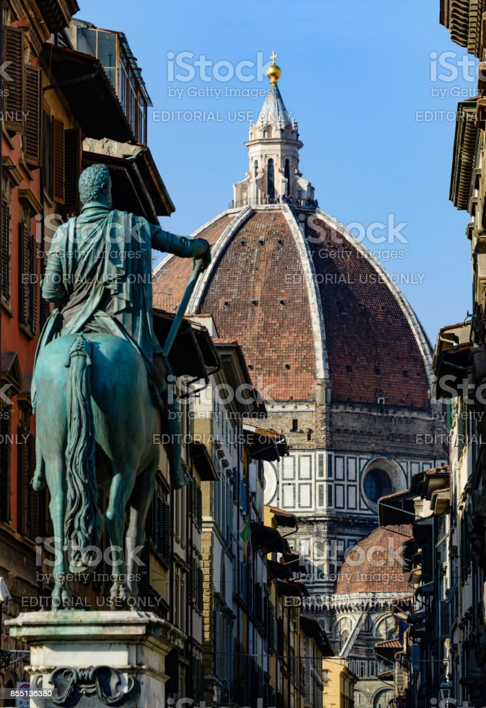 iL Duomo is Everywhere stock photo