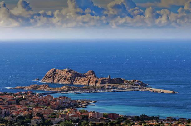 Ile Rousse, Balagne, Corsica