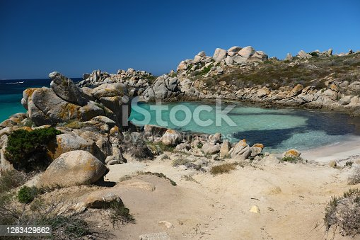 Iles Lavezzi Corse France