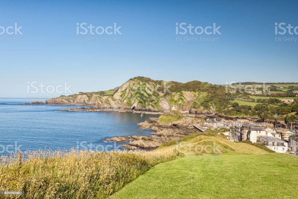 Ilfracombe Devon England UK stock photo