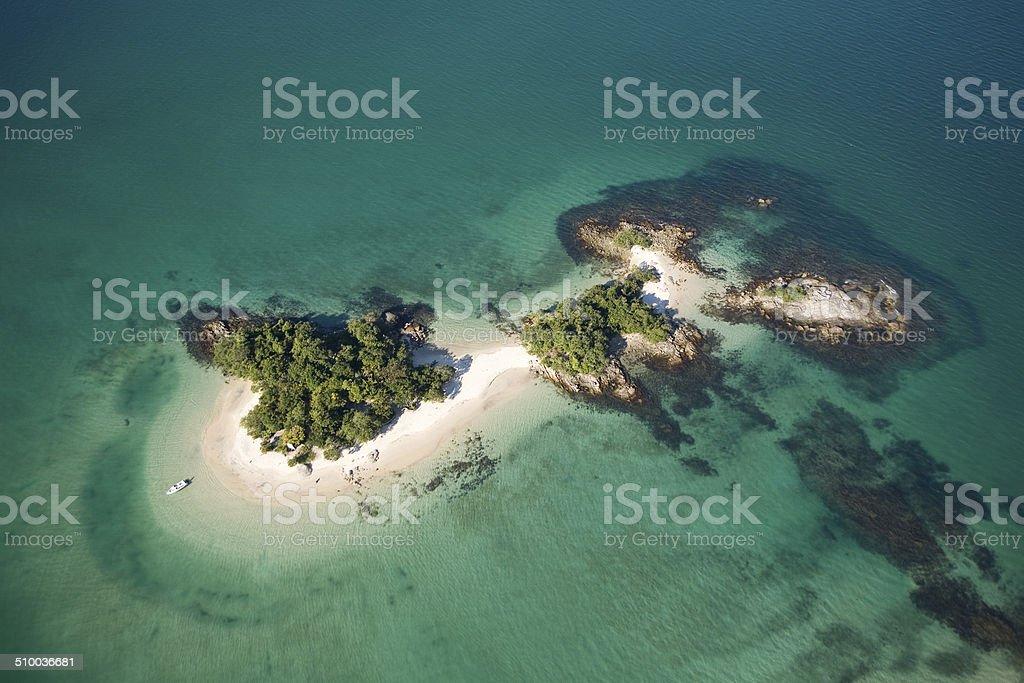 Ilhas de Angra dos Reis,Rio de Janeiro Brasil, Brazil stock photo