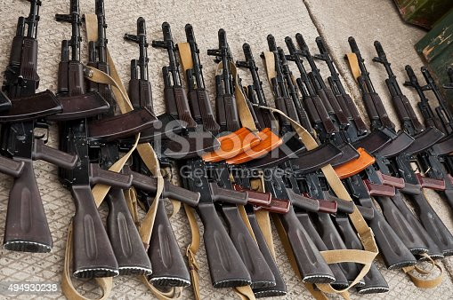 istock illicit arms trafficking 494930238