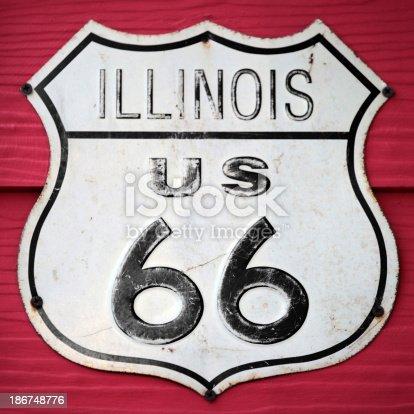 istock Illinois US 66 186748776