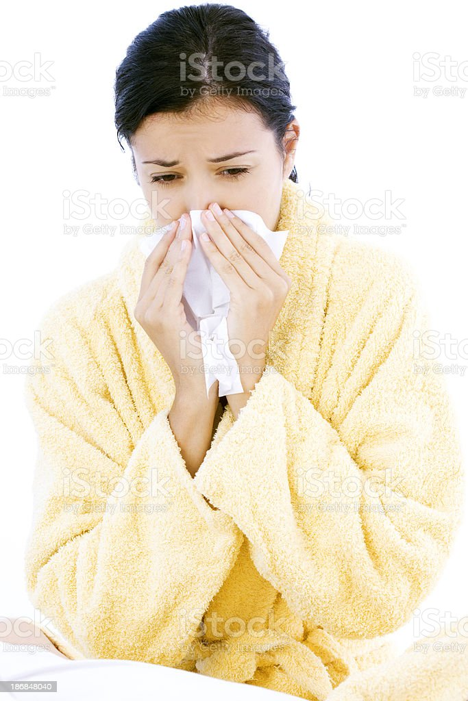 illness royalty-free stock photo