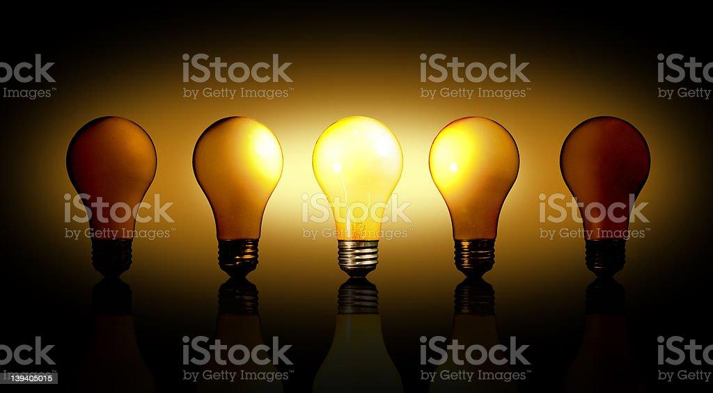 Illuminate royalty-free stock photo