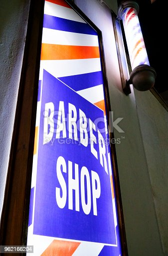 Barber Shop in Girne, Cyprus