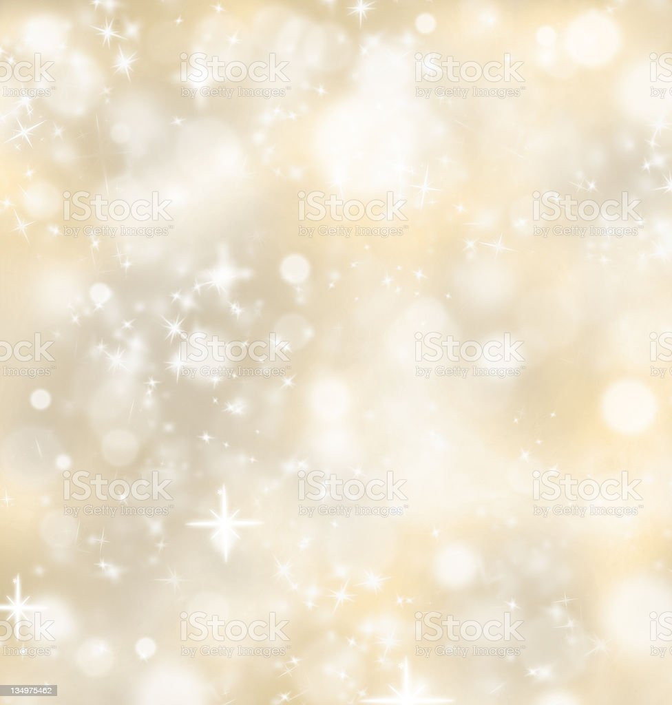 A illuminated Christmas background stock photo