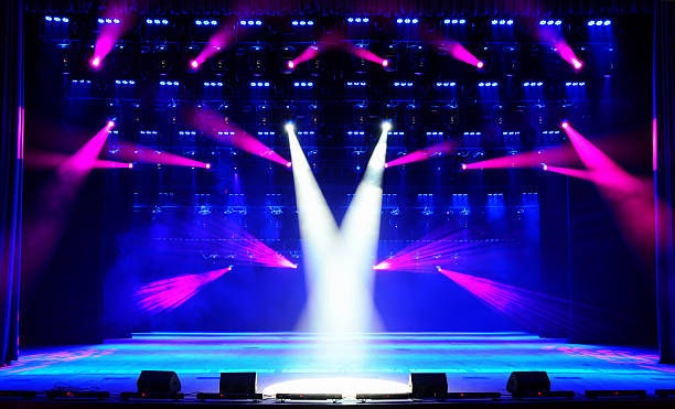 Royalty Free Stage Performance Space Pictures, Images and ...