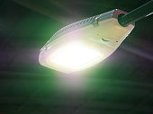 Street Light, Lighting Equipment, Light Bulb, Copy Space, Energy Efficient Lightbulb