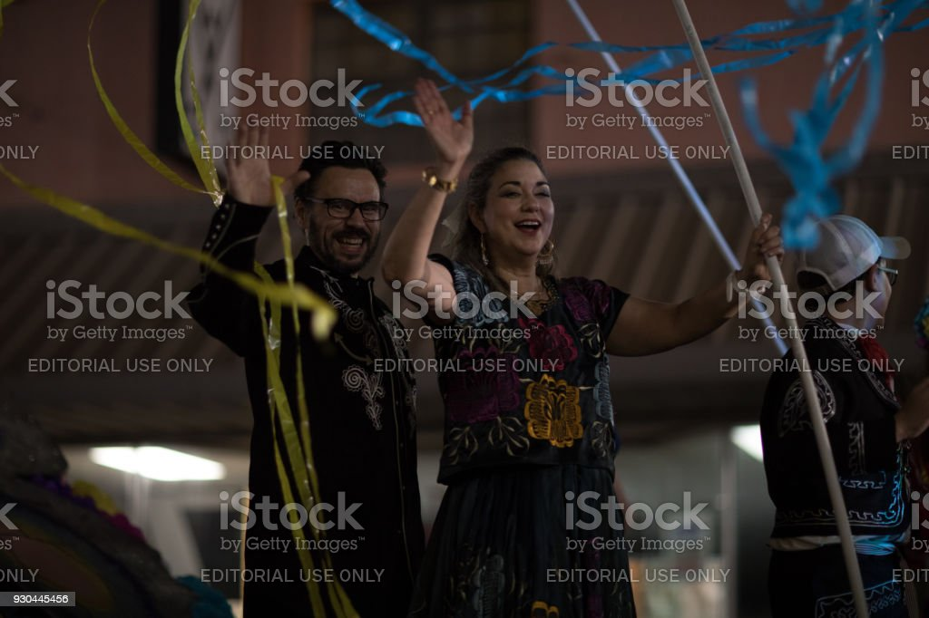 Illuminated Night Parade 2018 Stock Photo & More Pictures of