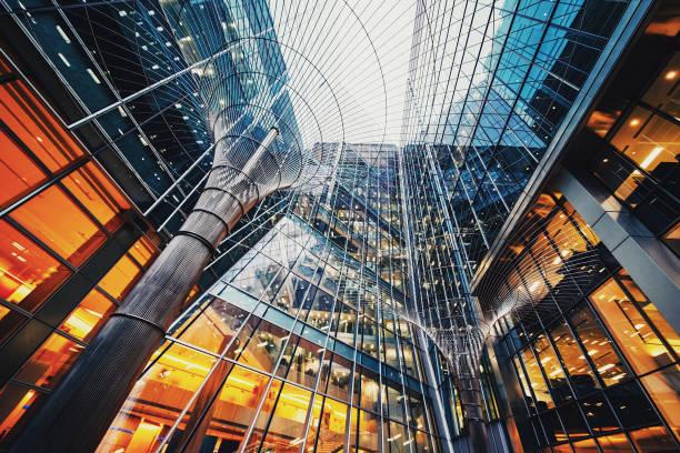 Illuminated office buildings at canary wharf london picture id911607894?b=1&k=6&m=911607894&s=612x612&w=0&h=rv2zdfjl9o5 gfhsv 2pzib g70ofm4wsspgb1zajoa=