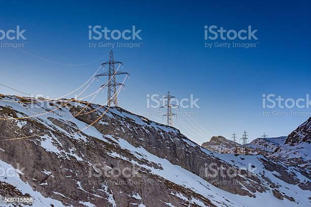 Illuminated Power Stock Photo - Download Image Now