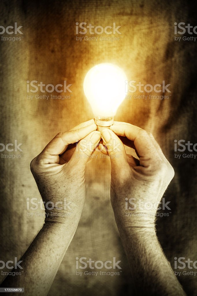 Illumination royalty-free stock photo
