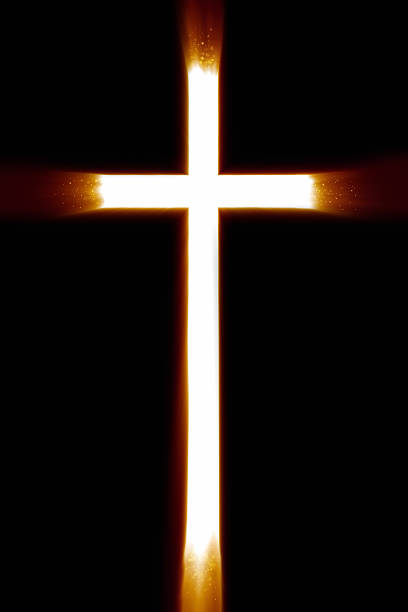 Illuninated Kreuz – Foto