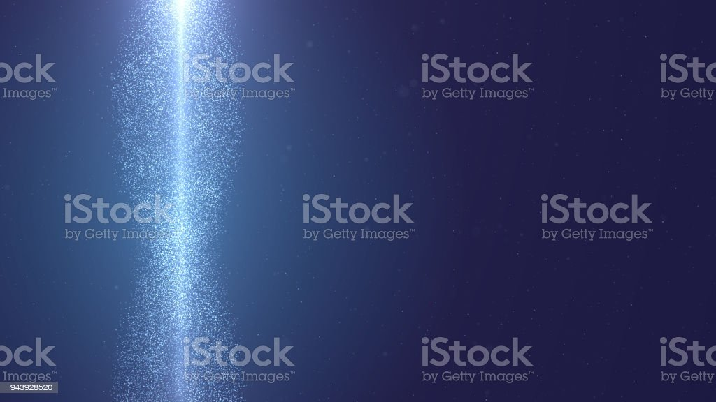 illustration Blue DNA Spin Futuristic digital background,Abstract background for Science and technology stock photo