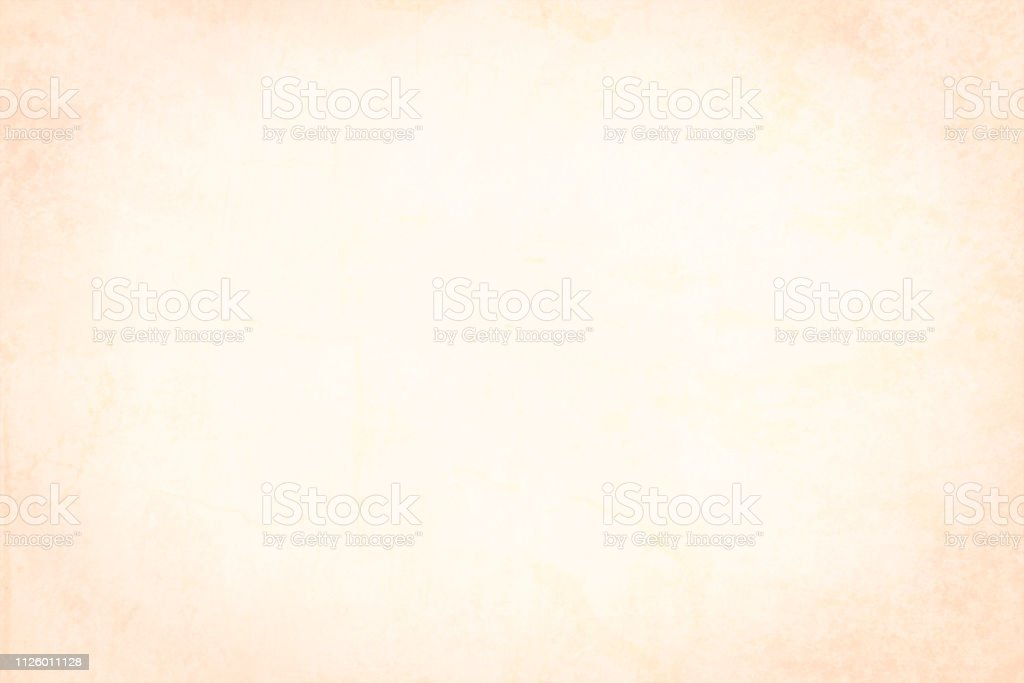 Illustration Of Beige Light Yellow Cream Color Grungy