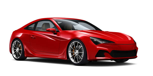 9 851 Red Sports Car Stock Photos Pictures Royalty Free Images Istock