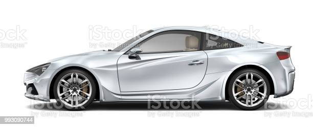 Illustration of generic sports coupe car on white background picture id993090744?b=1&k=6&m=993090744&s=612x612&h=sweaksv5iot6a wlaec9brvpj2byrdcoky9a0cszo0u=