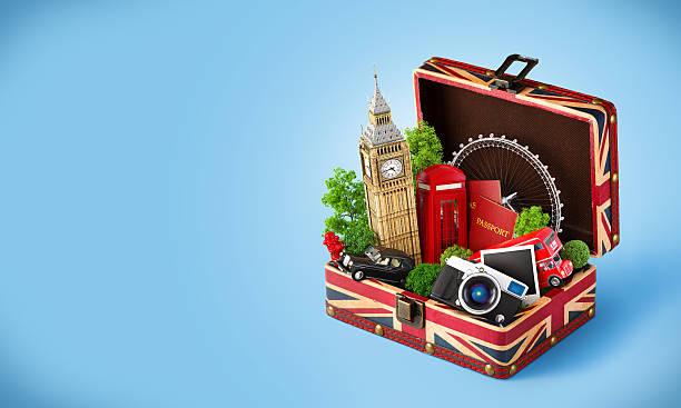 London Reise-Konzept – Foto