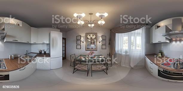 Illustration seamless panorama of kitchen interior picture id629005826?b=1&k=6&m=629005826&s=612x612&h=t97fcfmnk83dca2fem jufkcwdvwtjifr gih8bbdjk=
