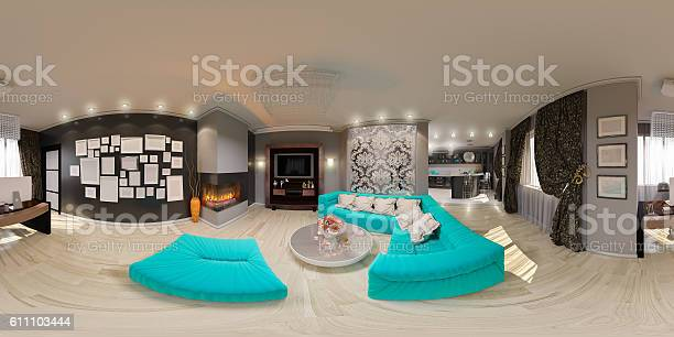 Illustration seamless panorama of living room interior picture id611103444?b=1&k=6&m=611103444&s=612x612&h=xl7xqkkayetq0wgjrowd9l lj ynydpsv j0f9csbdm=
